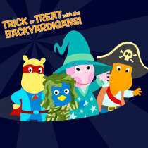 Trick-or-Treat Dress-Up