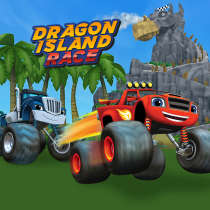 Blaze: Dragon Island Race