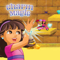 Charm Magic: Kids Adventure Game with Dora and Friends