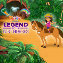 Legend of the Lost Horses