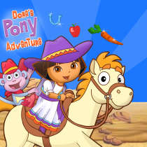 Dora's Pony Adventure Game
