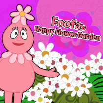 Foofa's Happy Flower Garden