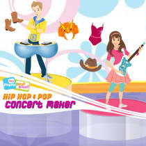 Hip Hop & Pop Concert Maker