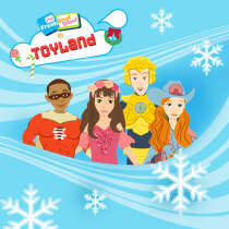 The Fresh Beat Band in Toyland