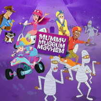 Fresh Beat Band of Spies Mummy Museum Mayhem