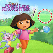 Dora's Magic Land Adventure
