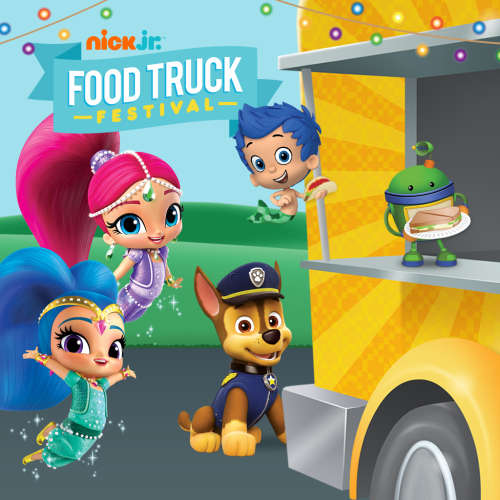 Nick Jr. Food Truck Festival Cooking