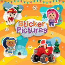 Nick Jr. Sticker Pictures