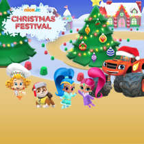 Nick Jr. Christmas Festival