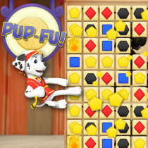 Paw Patrol Pup-Fu Color Matching