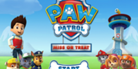 Paw Patrol – Miss or Treat