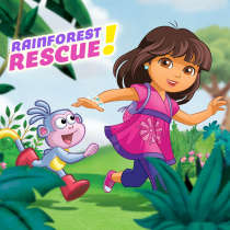 Dora and Friends: Rainforest Rescue