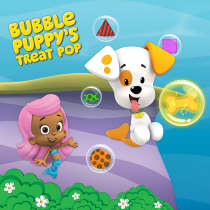 Bubble Puppy Treat Pop