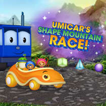 UmiCar's Shape Mountain Race