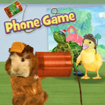 Wonder Pets! Phone Game